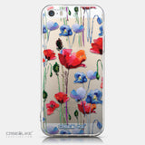CASEiLIKE Apple iPhone 5GS back cover Watercolor Floral 2234
