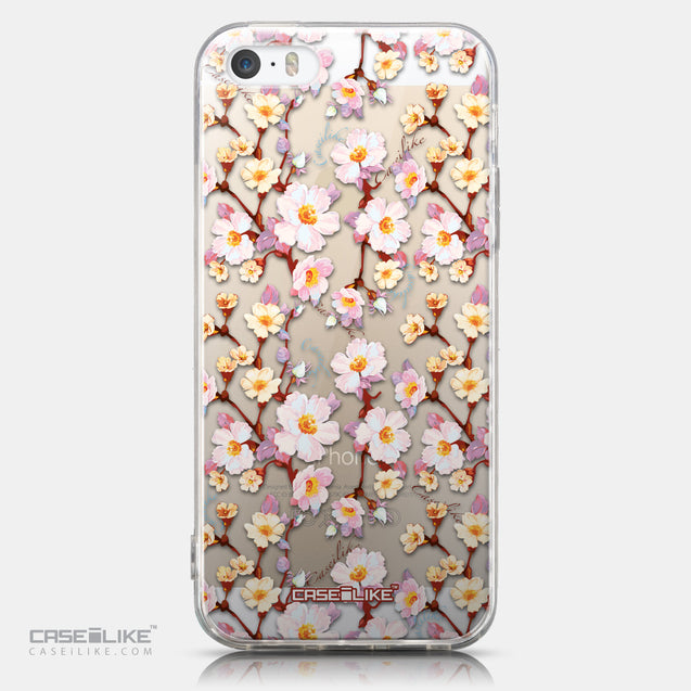 CASEiLIKE Apple iPhone 5GS back cover Watercolor Floral 2236