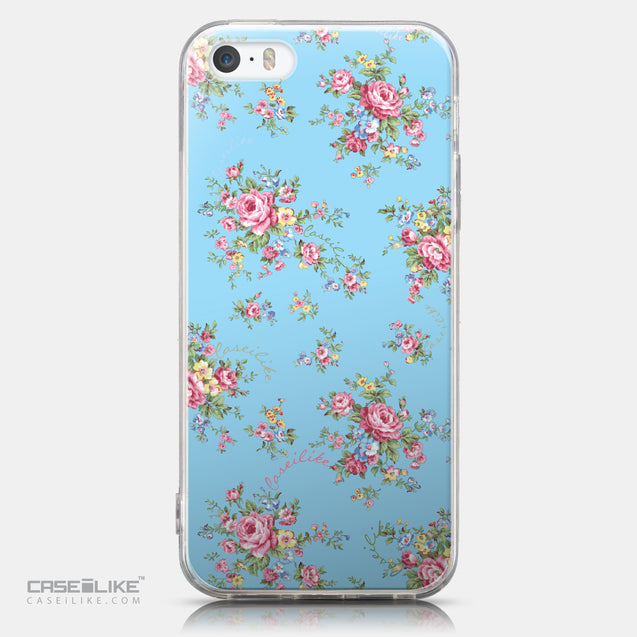 CASEiLIKE Apple iPhone 5GS back cover Floral Rose Classic 2263