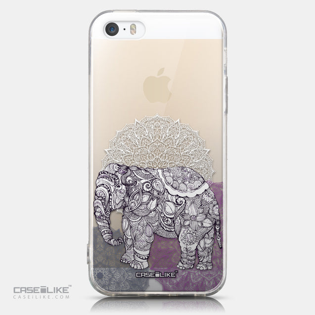 CASEiLIKE Apple iPhone 5GS back cover Mandala Art 2301