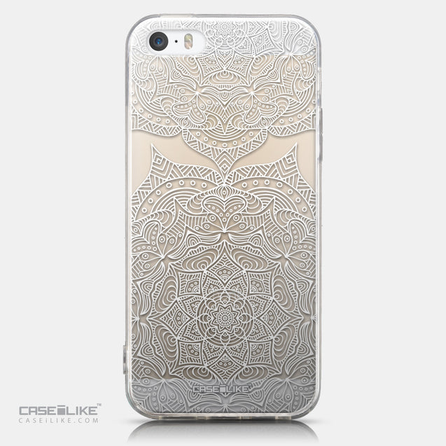 CASEiLIKE Apple iPhone 5GS back cover Mandala Art 2303