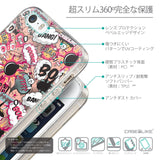 Details in Japanese - CASEiLIKE Apple iPhone 5GS back cover Comic Captions Pink 2912