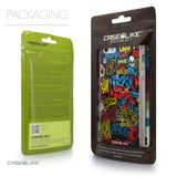 Packaging - CASEiLIKE Apple iPhone 5GS back cover Comic Captions Black 2915