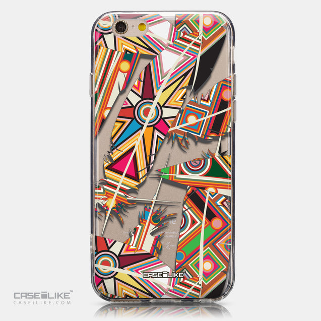 CASEiLIKE Apple iPhone 6 back cover Indian 2054 Tribal Theme Pattern