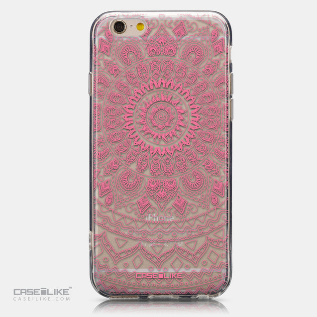 CASEiLIKE Apple iPhone 6 back cover Indian Line Art 2062