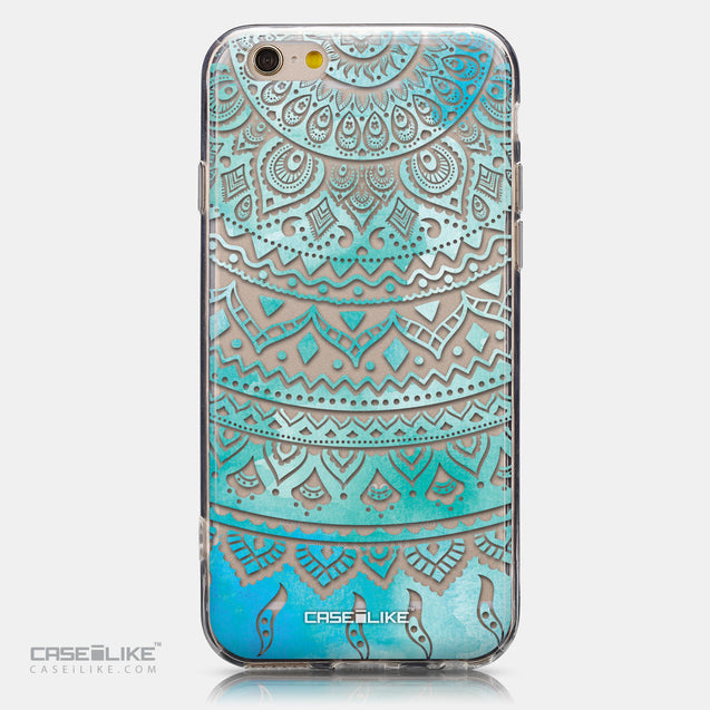 CASEiLIKE Apple iPhone 6 back cover Indian Line Art 2066