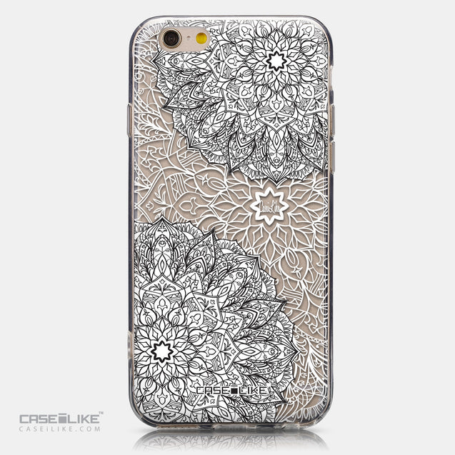 CASEiLIKE Apple iPhone 6 back cover Mandala Art 2093