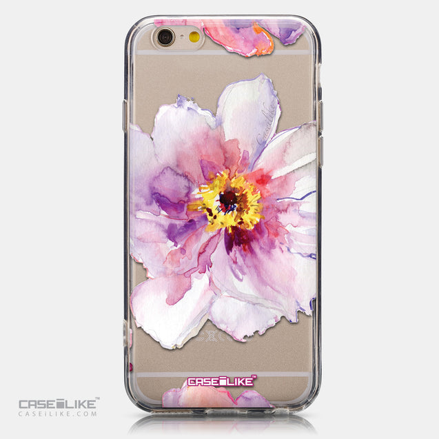 CASEiLIKE Apple iPhone 6 back cover Watercolor Floral 2231