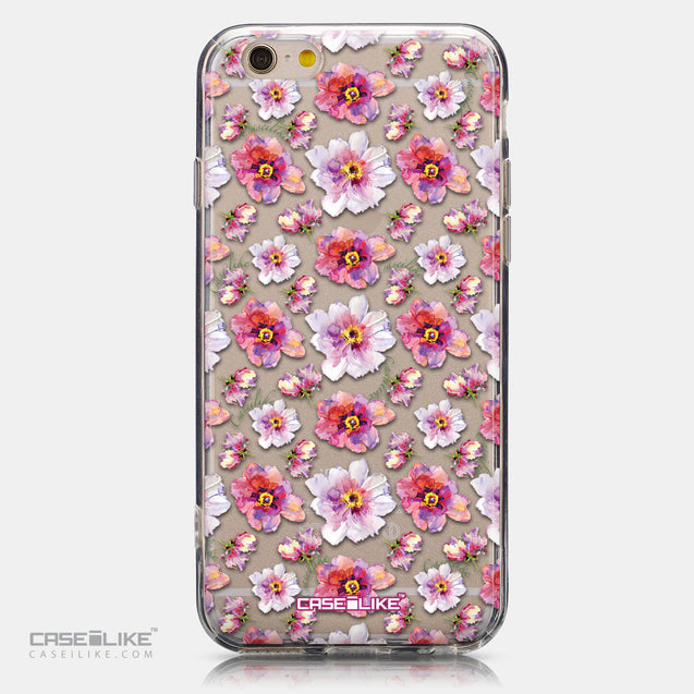 CASEiLIKE Apple iPhone 6 back cover Watercolor Floral 2232
