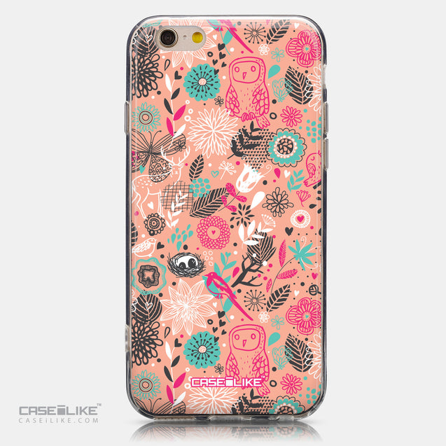 CASEiLIKE Apple iPhone 6 back cover Spring Forest Pink 2242