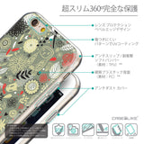 Details in Japanese - CASEiLIKE Apple iPhone 6 back cover Spring Forest Gray 2243