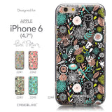 Collection - CASEiLIKE Apple iPhone 6 back cover Spring Forest Black 2244