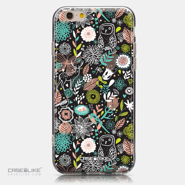 CASEiLIKE Apple iPhone 6 back cover Spring Forest Black 2244