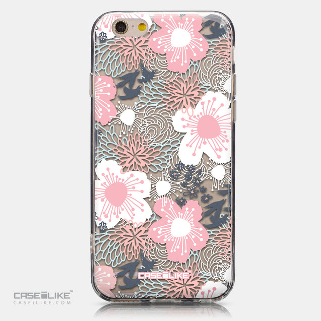 CASEiLIKE Apple iPhone 6 back cover Japanese Floral 2255