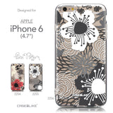 Collection - CASEiLIKE Apple iPhone 6 back cover Japanese Floral 2256