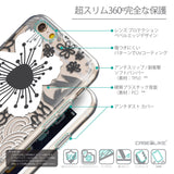 Details in Japanese - CASEiLIKE Apple iPhone 6 back cover Japanese Floral 2256