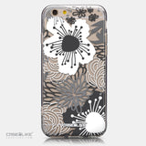 CASEiLIKE Apple iPhone 6 back cover Japanese Floral 2256