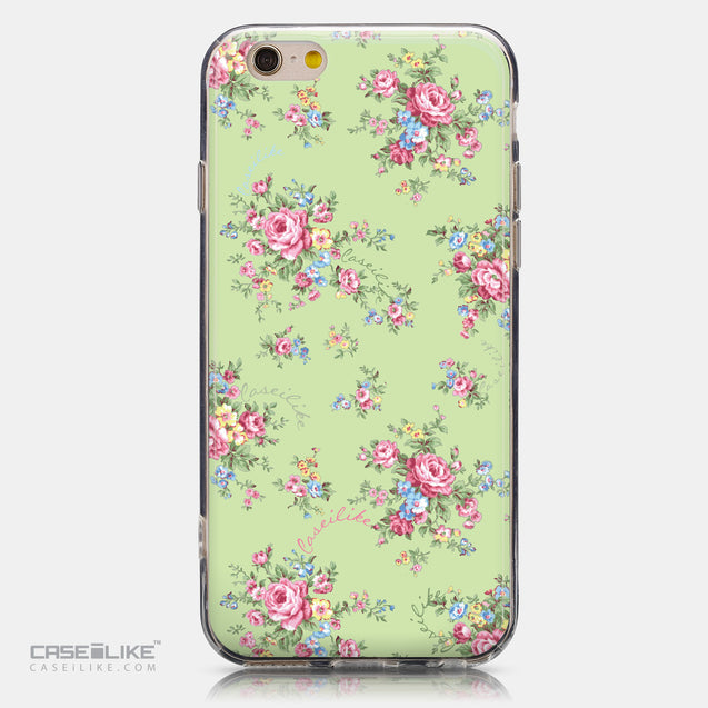 CASEiLIKE Apple iPhone 6 back cover Floral Rose Classic 2262