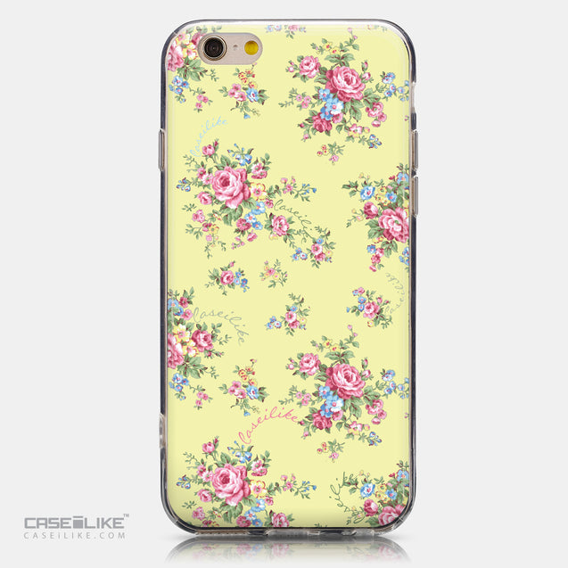 CASEiLIKE Apple iPhone 6 back cover Floral Rose Classic 2264