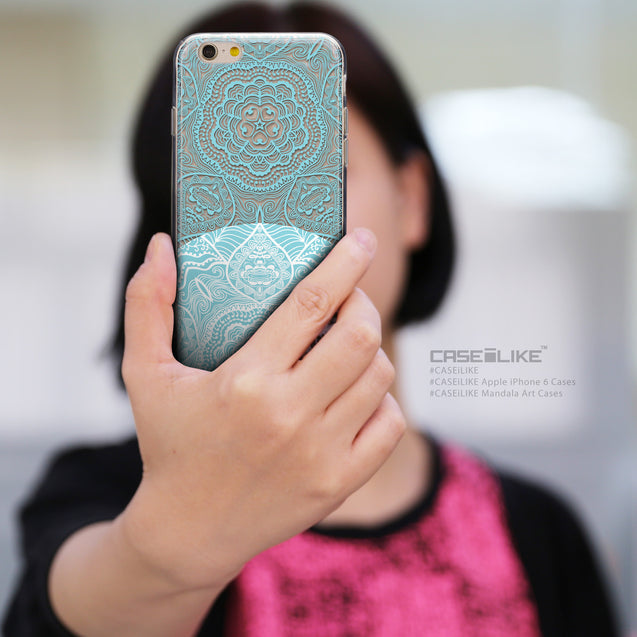 Share - CASEiLIKE Apple iPhone 6 back cover Mandala Art 2306