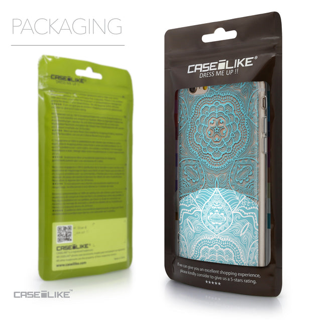 Packaging - CASEiLIKE Apple iPhone 6 back cover Mandala Art 2306
