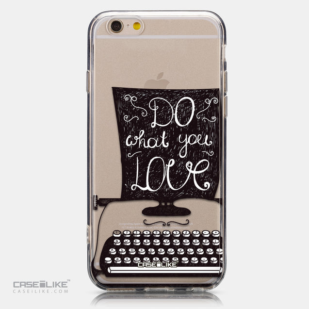 CASEiLIKE Apple iPhone 6 back cover Quote 2400