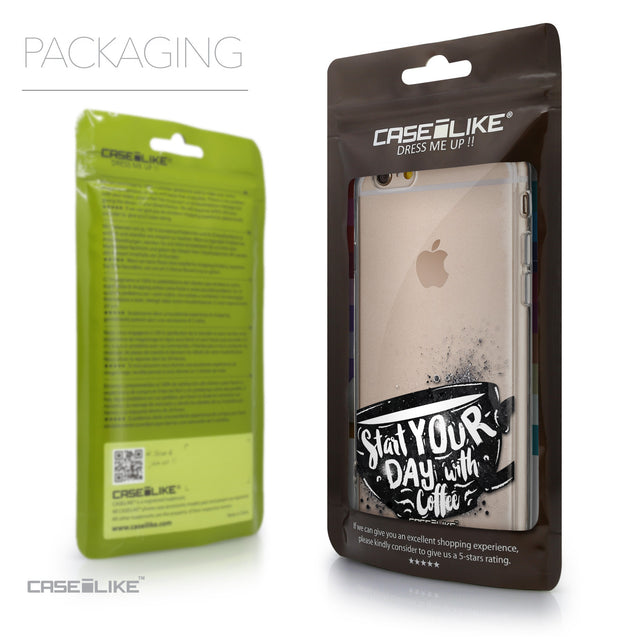 Packaging - CASEiLIKE Apple iPhone 6 back cover Quote 2402