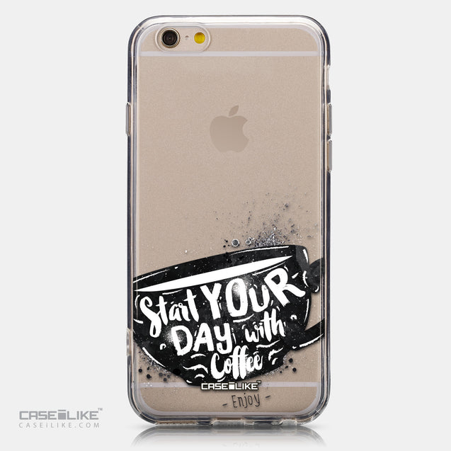 CASEiLIKE Apple iPhone 6 back cover Quote 2402