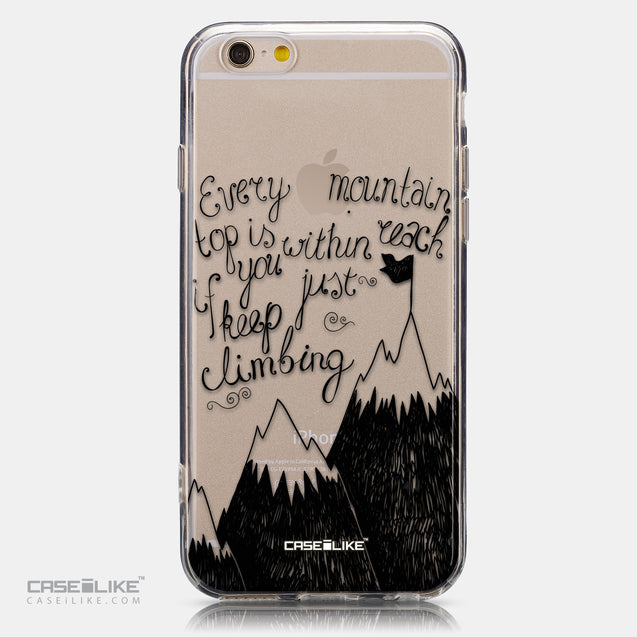 CASEiLIKE Apple iPhone 6 back cover Quote 2403