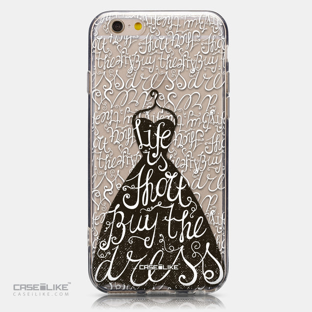 CASEiLIKE Apple iPhone 6 back cover Quote 2404