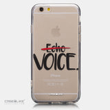 CASEiLIKE Apple iPhone 6 back cover Quote 2405