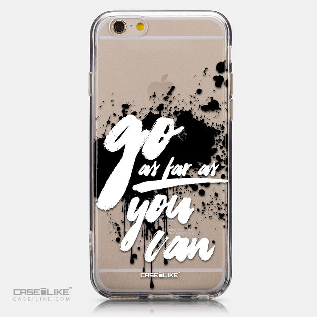 CASEiLIKE Apple iPhone 6 back cover Quote 2415