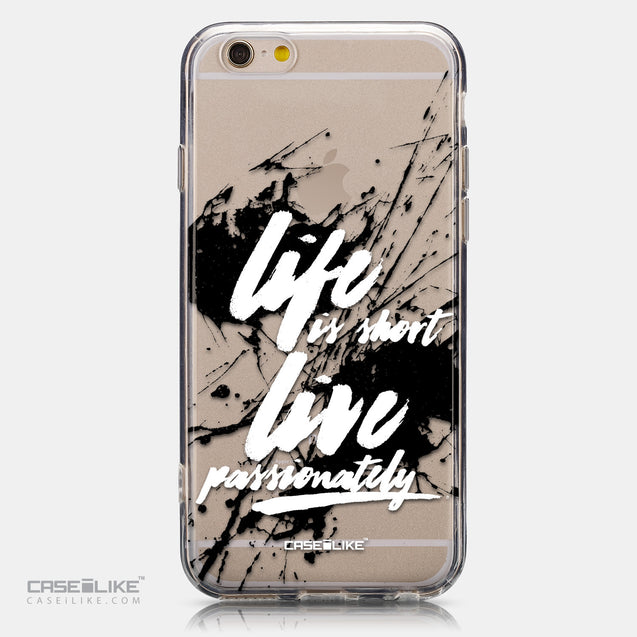 CASEiLIKE Apple iPhone 6 back cover Quote 2416