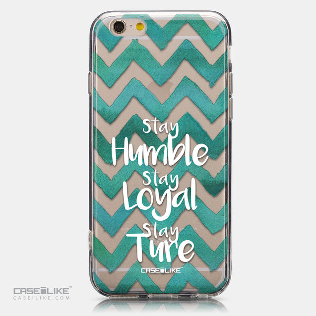 CASEiLIKE Apple iPhone 6 back cover Quote 2418