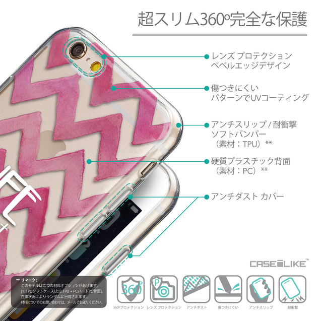 Details in Japanese - CASEiLIKE Apple iPhone 6 back cover Quote 2419