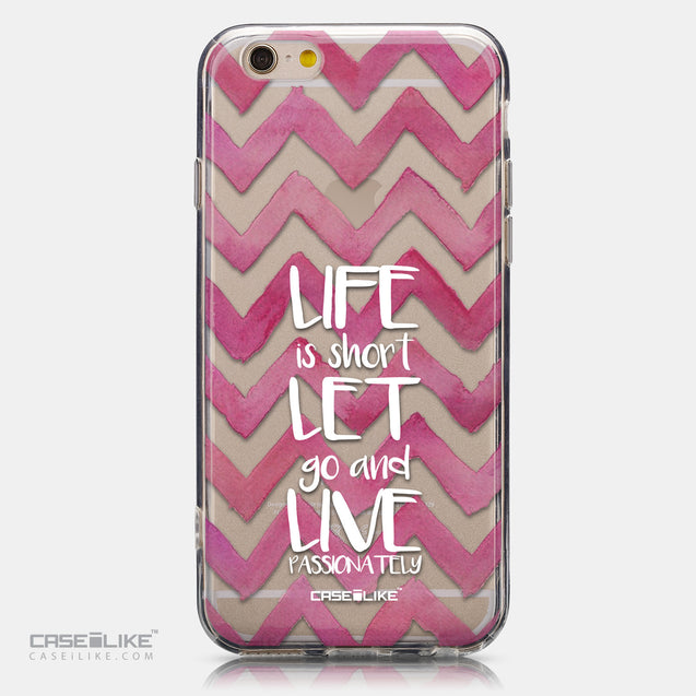 CASEiLIKE Apple iPhone 6 back cover Quote 2419