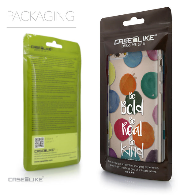 Packaging - CASEiLIKE Apple iPhone 6 back cover Quote 2420