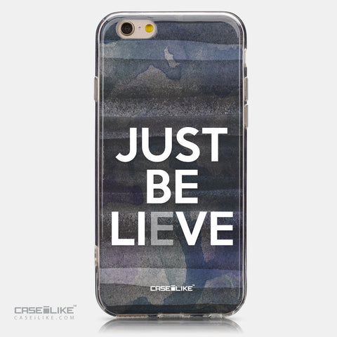 CASEiLIKE Apple iPhone 6 back cover Quote 2430