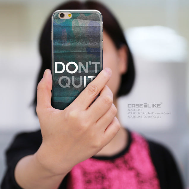 Share - CASEiLIKE Apple iPhone 6 back cover Quote 2431