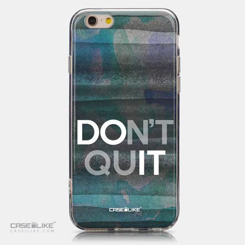 CASEiLIKE Apple iPhone 6 back cover Quote 2431