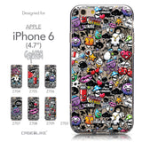Collection - CASEiLIKE Apple iPhone 6 back cover Graffiti 2703
