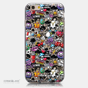 CASEiLIKE Apple iPhone 6 back cover Graffiti 2703