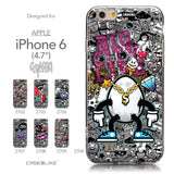 Collection - CASEiLIKE Apple iPhone 6 back cover Graffiti 2704