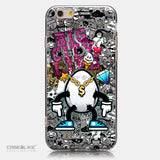 CASEiLIKE Apple iPhone 6 back cover Graffiti 2704