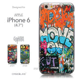 Collection - CASEiLIKE Apple iPhone 6 back cover Graffiti 2722