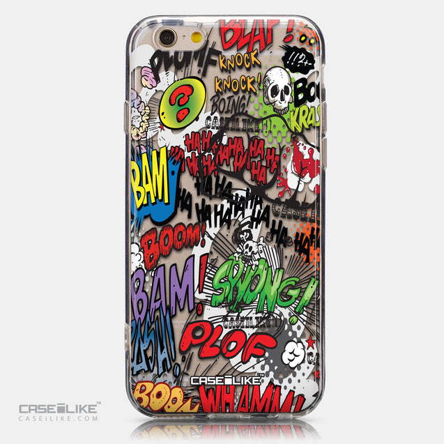 CASEiLIKE Apple iPhone 6 back cover Comic Captions 2914