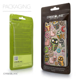 Packaging - CASEiLIKE Apple iPhone 6 back cover Owl Graphic Design 3315