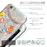 Details in Japanese - CASEiLIKE Apple iPhone 6 back cover Owl Graphic Design 3316