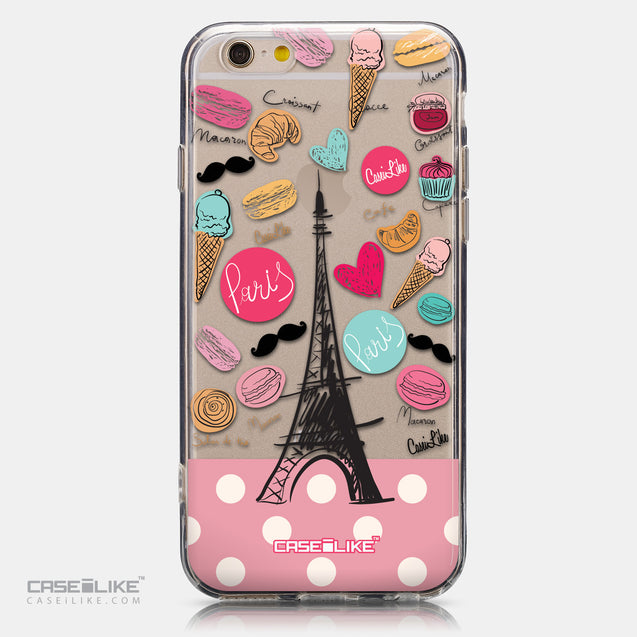 CASEiLIKE Apple iPhone 6 back cover Paris Holiday 3904