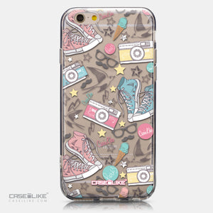 CASEiLIKE Apple iPhone 6 back cover Paris Holiday 3906